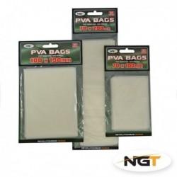 NGT PVA Bags 70x100mm 20 Unidades