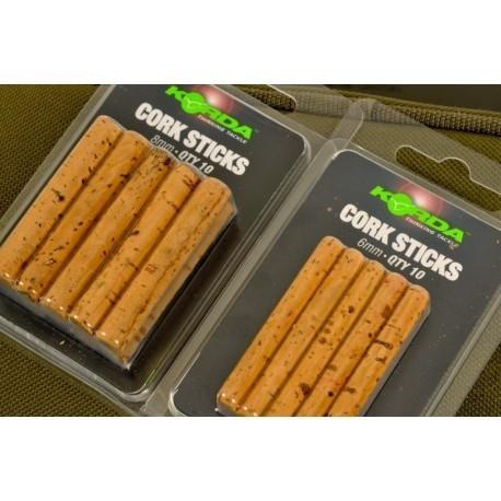 KORDA Cork Sticks (8 Mm)