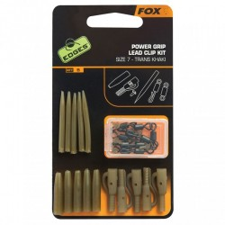 FOX EDGES POWER GRIP LEAD CLIP KIT