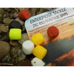 Enterprise Tackle Zig Rig/Superficie Baits Mixed (por 10)