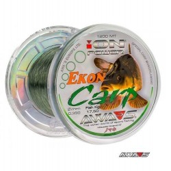 Awa Shima Ion Power Ekon Carp 0,30mm 11,95kg 1200m