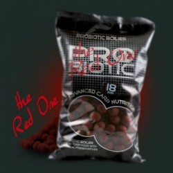 STARBAITS Boilies Pro Biotic The Red One 20mm 1Kg