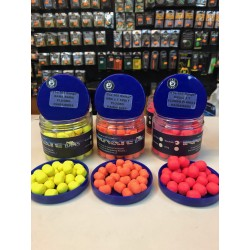 INNOVATE BAITS fluoro hairraiser PACK bana rama + tutty fruty + squid 2t 14mm