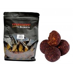MASSIVE BAITS BOILIE BOLSENA SQUID 18 mm 1kg