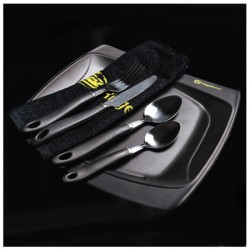 Ridgemonkey SQ DLX large plate set