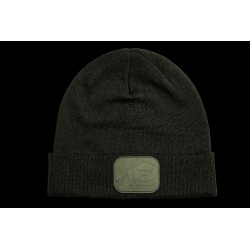 RidgeMonkey APEarel Dropback Beanie Hat Black