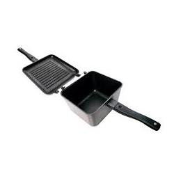 RidgeMonkey Connect Multi-Purpose Pan & Griddle Set