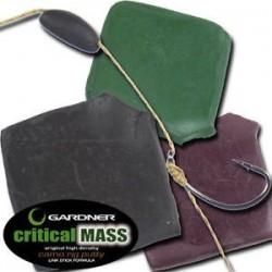 GARDNER CRITICAL MASS/MASILLA TUNGSTENO
