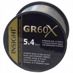 INSIGHT GR60X 0,30MM CLEAR 10LB