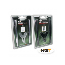 NGT SNAG BARS ALUMINIO BLACK